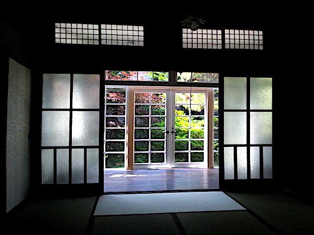 旧星野邸 平成の大改修【照井康穂建築設計事務所】縁側