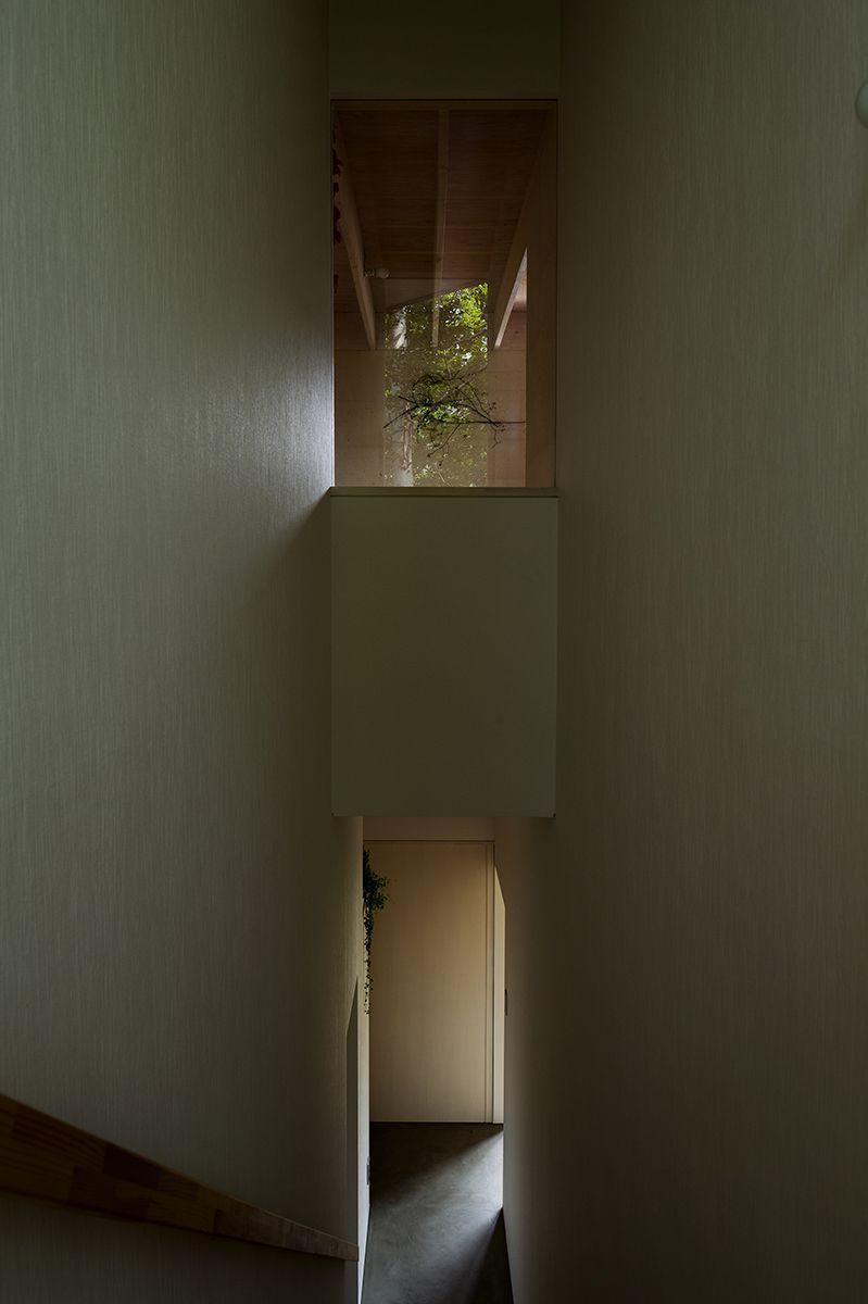 紡ぐ家【照井康穂建築設計事務所】
