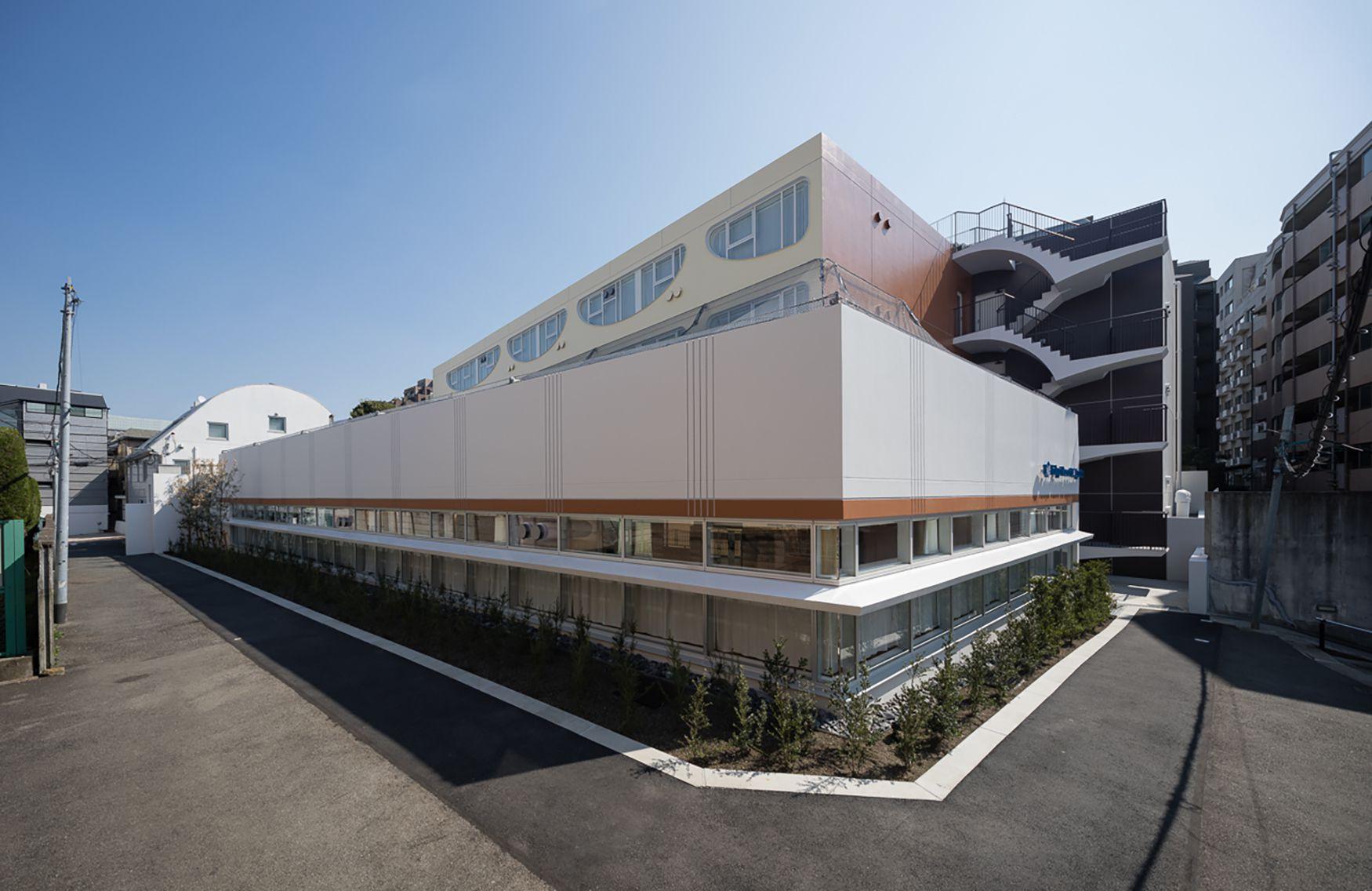 東京リゾート &スポーツ専門学校【照井康穂建築設計事務所】